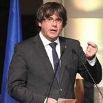 Puigdemont a la UE: ¿Van a seguir ayudando a Rajoy en este golpe de Estado? (VIDEO)