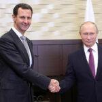 Rusia: Putin se reúne con Assad y da por terminada la guerra en Siria (VIDEO)