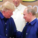 Trump: Putin niega injerencia de Rusia en las elecciones de EEUU