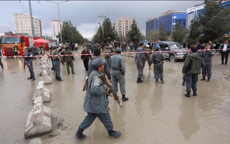 Al menos siete muertos por un atentado suicida en Afganistán