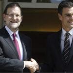 """Rajoy: Compromiso con el PSOE para reformar la Constitución """"era solo para hablar"""""""