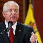 Venezuela: Rafael Ramírez niega su destitución como embajador ante la ONU