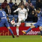 Copa del Rey: Real Madrid empata 2-2 con equipo de 2da. división el Fuenlabrada
