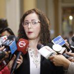 Rosa Bartra dice que investigarán filtración de informe de UIF