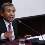 Samuel Abad asume defensa de Pablo Sánchez ante denuncias constitucionales