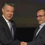 """Colombia: Santos defiende reunión con """"Timochenko"""" para tratar sobre la paz"""