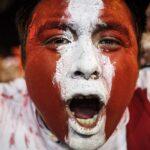 Selección peruana: Así se vivió la clasificación en la Plaza Mayor (FOTOS)