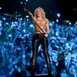 Shakira aplaza sus conciertos en París, Amberes y Amsterdam del fin de semana