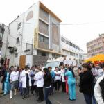 Miles participaron en simulacro de terremoto y tsunami en 10 regiones costeras