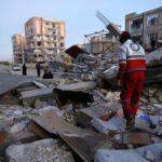 Terremoto en Irán: Aumenta a 530 los fallecidos y 7,800 los heridos