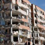 Sube a 328 muertos la cifra de víctimas en el terremoto de Irán