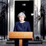 """Theresa May: El """"brexit"""" será a las 23.00 GMT del 29 de marzo de 2019"""