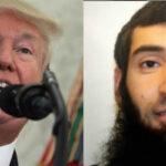 Atentado en Nueva York: Trump pide pena de muerte para terroristaSaipov (VIDEO)