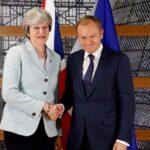 "Tusk considera gran desafío pasar a segunda fase del ""brexit"" en diciembre"