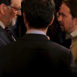 Iglesias llama delincuente a Rajoy y le acusa de integrar una organización delictiva