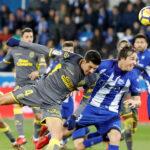 Liga Santander: Alavés en la decimoquinta fecha venció 2-0 a Las Palmas