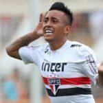 Sao Paulo busca reemplazo a Christian Cueva por ausencias con selección peruana