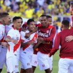 Selección peruana: Inglaterra  'sparring' de la bicolor antes del viaje a Moscú