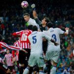 Liga Santander: Real Madrid empata 0-0 con Athletic Bilbao por la fecha 14