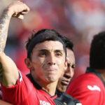 Omar Fernández deja al FC Melgar y es presentado en Puebla de la Liga MX