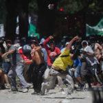 Argentina: Enfrentamientos durante protesta contra la reforma previsional