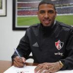 Alexi Gómez firma préstamo con Atlas y afirma que es un reto en su carrera