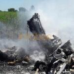 EEUU: Avioneta se estrella en pista de despegue y se incendia, 4 muertos