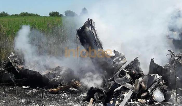 Accidente aéreo deja cuatro personas muertas en Florida