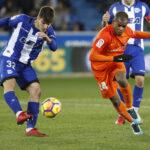 Liga Santander: Alavés logra 3 puntos de oro al vencer por 1-0 al Málaga
