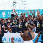 Alianza Lima celebra su título 23 tras once años de larga espera