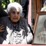 España:Fallece a los 116 años de edad la mujer más longeva de Europa