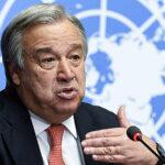 """Mensaje de la ONU: """"Nuestro futuro depende de la unidad global"""" (Video)"""