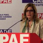 Aráoz anuncia que próxima semana entregará pedido de facultades al Congreso