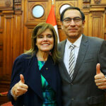 Mercedes Aráoz y Martín Vizcarra ratifican respaldo a presidente Kuczynski