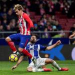 Liga Santander: Atlético Madrid gana 1-0 al Alavés y asciende al 2° puesto