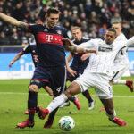 "Bayern Múnich ""liebre"" de la Bundesliga al vencer 1-0 a Eintrach Fráncfort"