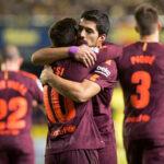 Liga Santander: Barcelona se mantiene en la punta al ganar 2-0 a Villarreal