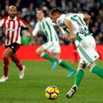 Liga Santander: Athletic se aleja de zona de peligro con un 2-0 ante Betis