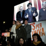 Cataluña: Partidos ponen fin a una atípica e igualada campaña electoral