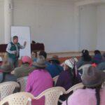 Apurímac: Senasa y productores articulan acciones para prevenir plagas en frutas