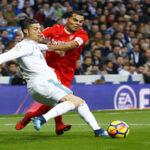 Liga Santander: Real Madrid en un recital de goles derrota 5-0 al Sevilla