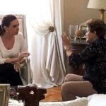 Cristina Fernández de Kirchner recibió a Dilma Rousseff en su departamento