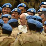 Francisco: 7.000 policías y 150 bomberos para misa en Las Palmas