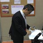 Concluye intervención de Fiscalía en local de Fuerza Popular del centro de Lima