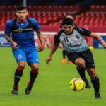 Irven Ávila debuta con un gol en Lobos BUAP en amistoso frente al Veracruz