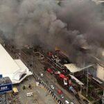 Filipinas: Elevan a 38 los muertos en el incendio de un centro comercial