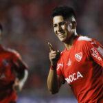 Copa Sudamericana: Independiente gana 2-1 a Flamengo en partido de ida