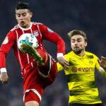 Copa de Alemania: Bayern Múnich vence 2-1 al Borussia Dortmund