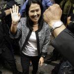 Caso Odebrecht: Hija de exdictador Fujimori declaró cinco horas