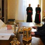Papa Francisco se reunirá con Kuczynski a su regreso de Puerto Maldonado